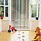 Rideau de porte bambou multicolore 90 x 200 cm