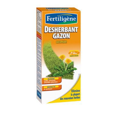 D sherbant gazon fertiligene pelous 39 net 450ml castorama for Acheter pelouse