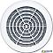 Grille de ventilation Ø 147 mm blanche