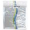 Grille d'aération alu AUTOGYRE à persiennes avec moustiquaire anodisé 250 x 250 mm