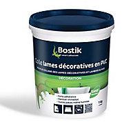 Colle Murale Bostik pour lames décoratives et lambris en PVC 1 kg