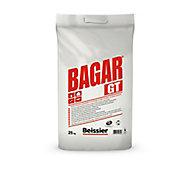 Enduit Bagar GT rouge 25 kg