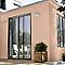 Peinture façade DULUX VALENTINE Valbalith ocre rosé 12L