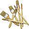 7 pinceaux professionnels ROULOR