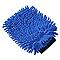 Gant de nettoyage carrosseries microfibres 3 en 1