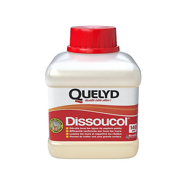 Decolleur Papier Peint Quelyd Dissoucol 250 Ml Castorama