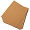 15 feuilles de papier silex grain fin
