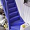Peinture sol intérieur/extérieur V33 Trafic extrême bleu marine satin 2,5L + 20% gratuit