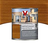 Imprégnant protecteur V33 Mélèze 1L - 8 ans
