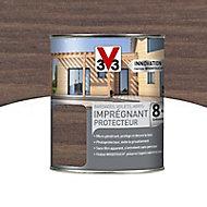Imprégnant protecteur V33 Cèdre argenté 1L - 8 ans
