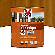 Lasure bois classique V33 Chêne doré 1L - 4 ans