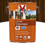 Lasure bois classique V33 Chêne moyen 5L - 4 ans
