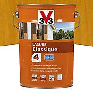 Lasure bois classique V33 Chêne naturel 5L - 4 ans
