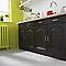 Peinture de rénovation meubles cuisine V33 réglisse satin 0,75L