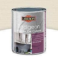 Badigeon meubles de cuisine Liberon blanc crème 1L