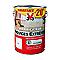 Vitrificateur parquet V33 Passage extrêmes incolore mat 5L + 20% gratuit