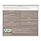 Vitrificateur gel escalier V33 incolore satin 0,75L