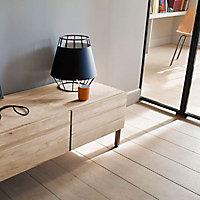 Vernis meubles et boiseries V33 Mat profond chêne foncé mat 0,25L