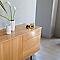 Vernis meubles et boiseries V33 Brillant reflet chêne foncé brillant 0,5L