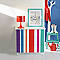Vernis meubles et boiseries V33 Relooking Pop ultra rose satin 0,5L