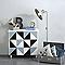 Vernis meubles et boiseries V33 Relooking Basic noir carbone brillant 0,5L