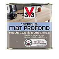 Vernis meubles et boiseries V33 incolore mat 1L