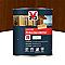 Lasure bois extérieur V33 Protection intense chêne moyen satin 1L