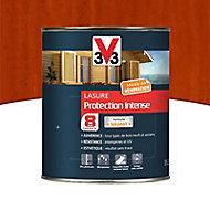 Lasure bois protection intense V33 Pin d'orégon 1L - 8 ans