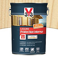 Lasure bois protection intense V33 Incolore 5L - 8 ans