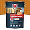 Lasure bois extérieur V33 Protection intense chêne clair satin 1L