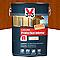 Lasure bois extérieur V33 Protection intense chêne doré satin 5L