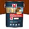 Lasure bois extérieur V33 Protection intense chêne ambré satin 5L
