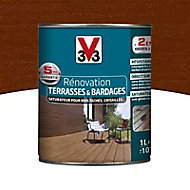 Rénovateur terrasses et bardages Teck V33 1L