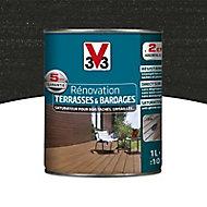 Rénovateur terrasses et bardages Anthracite V33 1L