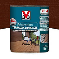 Rénovateur terrasses et bardages Okoumé V33 2,5L