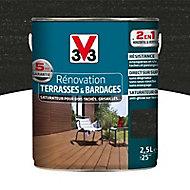 Rénovateur terrasses et bardages Anthracite V33 2,5L