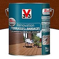 Rénovateur terrasses et bardages Teck V33 5L