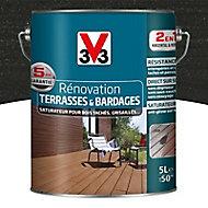 Rénovateur terrasses et bardages Anthracite V33 5L