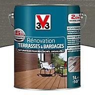Rénovateur terrasses et bardages Bois grisé V33 5L