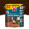 Rénovateur terrasses et bardages V33 chêne carbone 5L + 20% gratuit