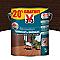 Rénovateur terrasses et bardages V33 wengé 5L + 20% gratuit