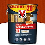 Lasure bois protection intense Pin d'orégon 8 ans 5L + 20%