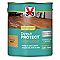 Vitrificateur parquet et plancher V33 Direct protect incolore mat 2,5L