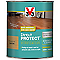 Vitrificateur parquet et plancher V33 Direct protect incolore satin 0,75L