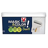 Peinture de rénovation multi-supports V33 Mask & color argile mat 2,5L
