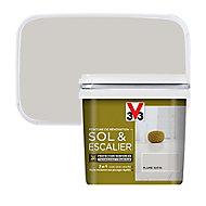 Peinture de rénovation sol et escalier V33 plume satin 0,75L
