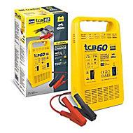Chargeur de batterie automatique Gys TCB60 12V 15-60 Ah