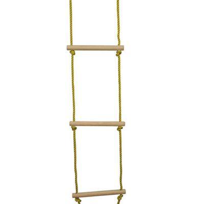 Échelle bois 5 barreaux SOULET pour portique h.250 cm