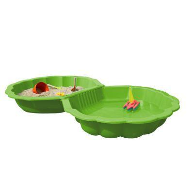 Bac sable plastique soulet coquillage castorama for Aspirateur piscine leclerc