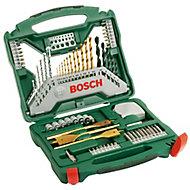 Coffret 70 pièces Bosch X-Line Titanium